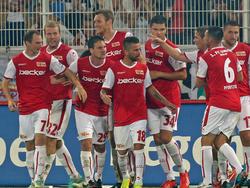 Mit einem 4:0-Erfolg gegen den VfL Bochum hat Union Berlin die Niederlagenserie gestoppt