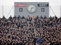 Bayern München II wird wie 2015 das Stadtderby gegen 1860 (damals die zweite Mannschaft) an der Grünwalder Straße austragen