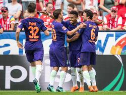 Werder feierte den insgesamt achten Sieg in Mainz