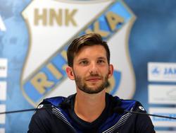 Alexander Gorgon kann mit Rijeka für eine Vorentscheidung im Titelrennen sorgen