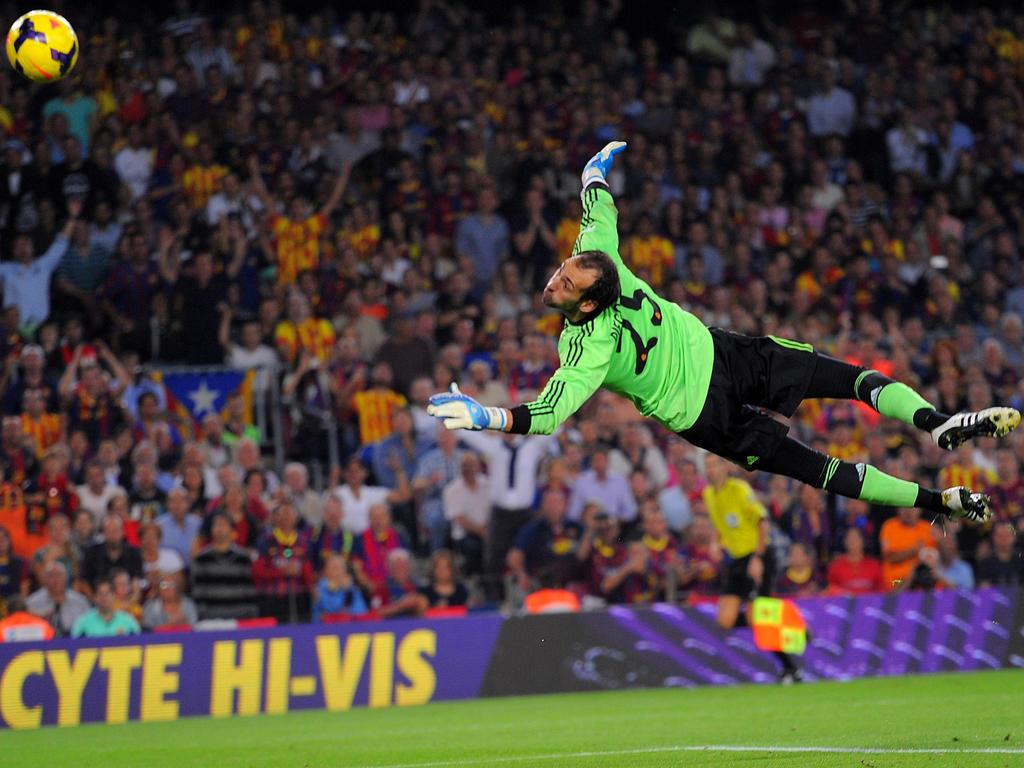 Fliegt Diego López bald für Milan?