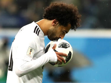 Mohamed Salah hofft auf einen Einsatz gegen Saudi-Arabien