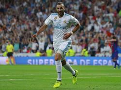 Benzema está haciendo la peor temporada en el Real Madrid. (Foto: Getty)