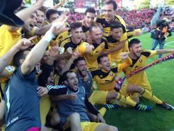 CA Osasuna ist nach zwei Jahren wieder erstklassig