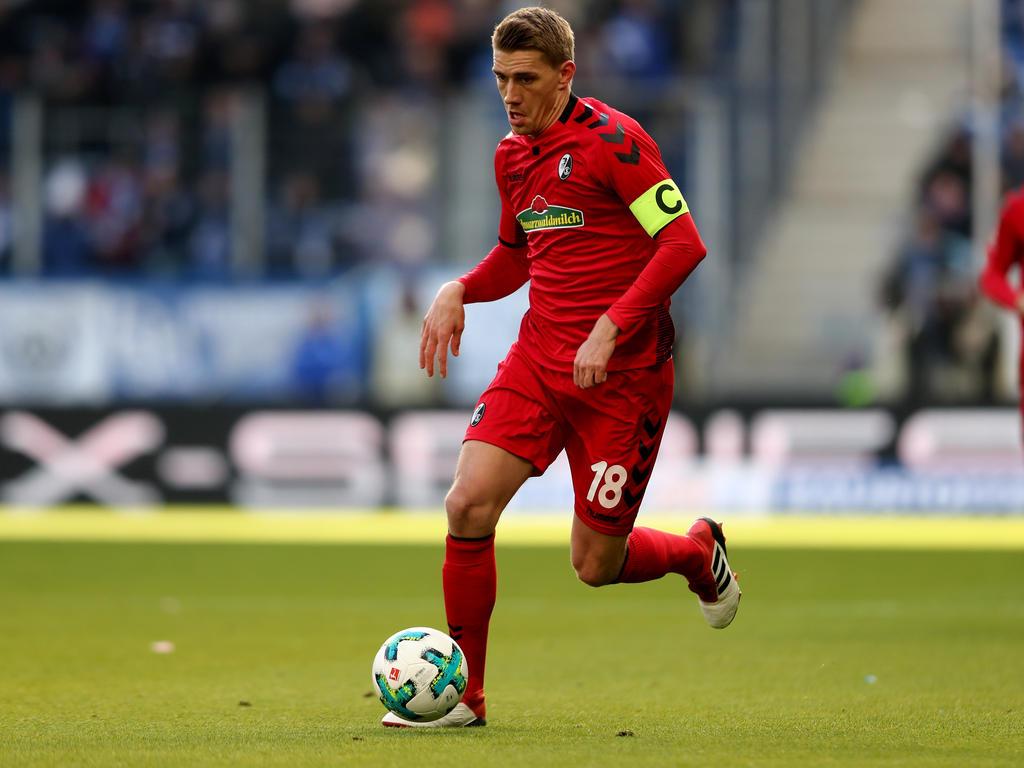 Springt Freiburgs Top-Torjäger Nils Petersen noch auf den WM-Zug auf?