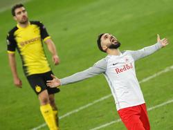 Salzburg steht im Viertelfinale