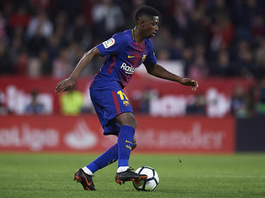 Bald für den FC Arsenal am Ball? Ousmane Dembélé