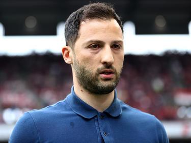 Schalke-Coach Tedesco war ganz und gar nicht zufrieden