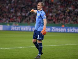 Bernd Leno wird Leverkusen wohl verlassen