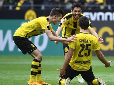 El Borussia tiene que seguir su camino sin Bartra ni Aubameyang. (Foto: Getty)