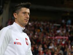 Polen feiert dank Robert Lewandowski die WM-Qualifikation