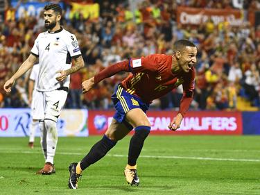 Rodrigo brachte die Spanier bereits nach 16 Minuten mit 1:0 in Führung