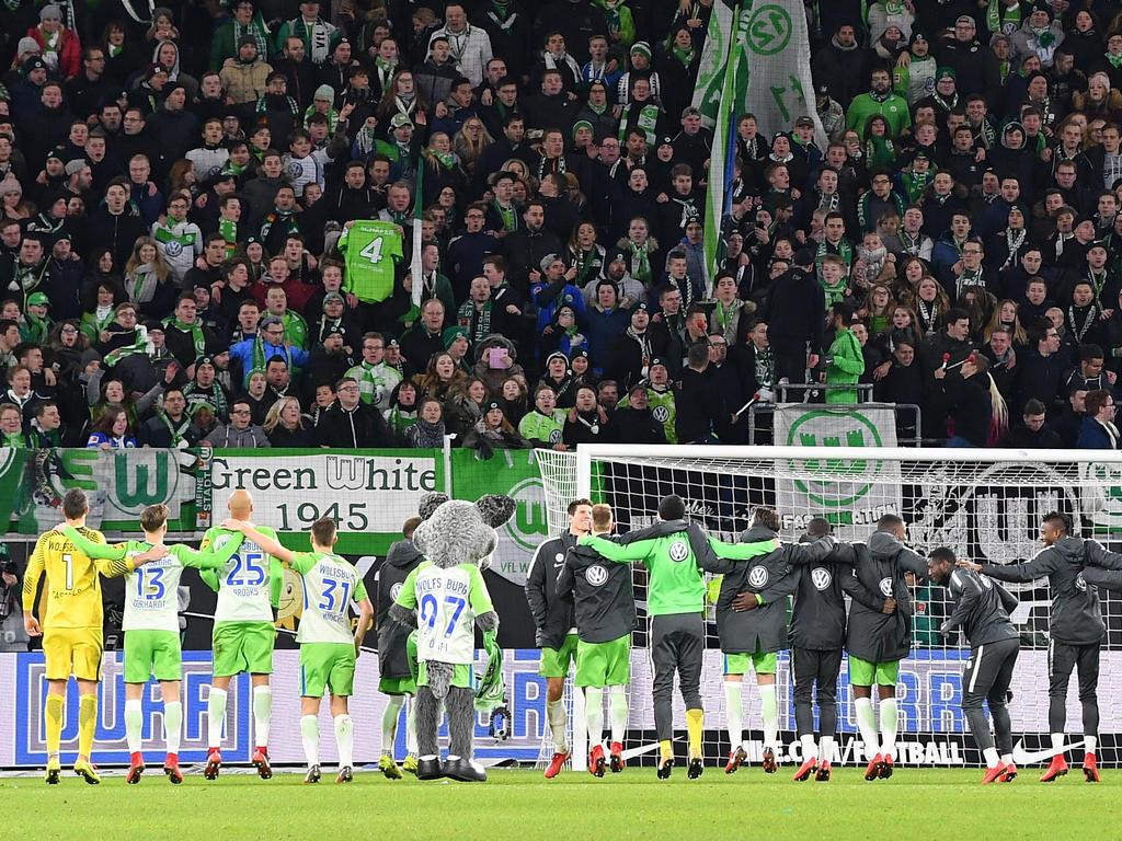 Der VfL Wolfsburg will volle Tribünen im eigenen Stadion