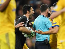 Die Partie zwischen Juventus und Turin wurde auch durch einen strittigen Elfmeter entschieden