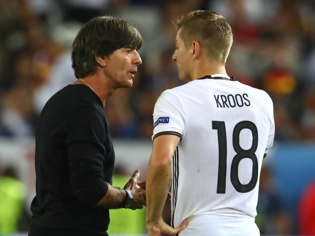 Jogi Löw wird zu Beginn der WM-Vorbereitung auf einige Stars verzichten müssen