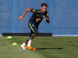 Dreh- und Angelpunkt bei den Brasilianern: Superstar Neymar