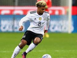 Serge Gnabry ist für die U21-Nationalmannschaft nominiert