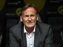 Hans-Joachim Watzke kann den Protest der Kölner nicht nachvollziehen