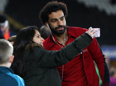 Ist Mohamed Salah ein Thema bei Real Madrid?