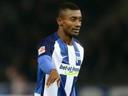 Salomon Kalou soll bei der Hertha den Vertrag verlängern