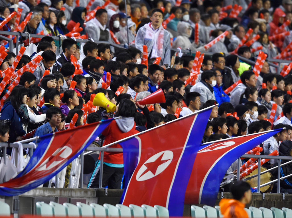 Das Duell zwischen Nordkorea gegen Malaysia findet in Pjöngjang statt