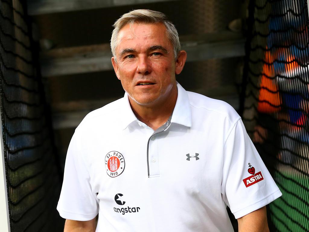 Wird neuer Chefcoach in Köln: Olaf Janßen