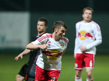Zymer Bytyqi machte für Salzburg kein einziges Pflichtspiel