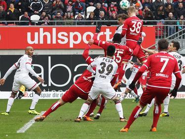Kein Sieger zwischen Kaiserslautern und St. Pauli