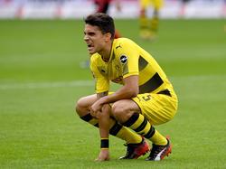 Marc Bartra wird nicht gegen Tottenham auflaufen können