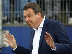 Heribert Bruchhagen nimmt die HSV-Akteure in die Pflicht
