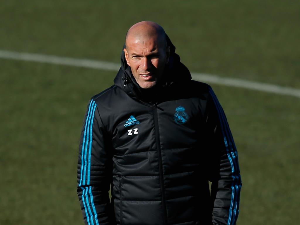 Zinédine Zidane verlängert bis 2020