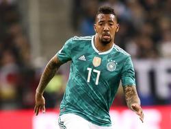 Jérôme Botang feiert gegen Brasilien ein Heimspiel
