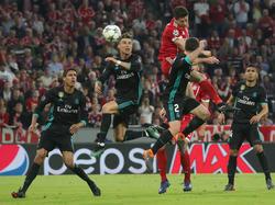 Real Madrid konnte die Angriffe des FC Bayern abwehren und in München siegen