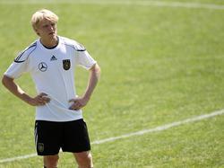 Andreas Beck kann sich Rückkehr ins Nationalteam vorstellen