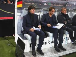 Bundestrainer Joachim Löw sieht Brasilien wieder als Mitfavoriten bei der WM 2018
