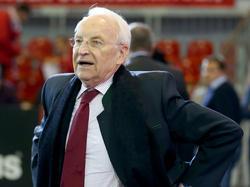 Edmund Stoiber äußerte sich zur Bayern-Trainersuche