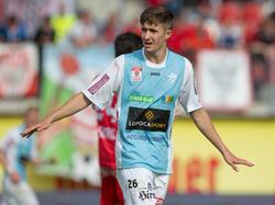 Reinhold Ranftl will beim SC Wener Neustadt zum Höhenflug ansetzen