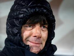 Joachim Löw war mit dem Spiel der deutschen Nationalmannschaft zufrieden