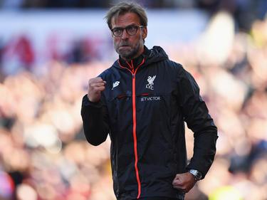 Jürgen Klopp und der FC Liverpool setzten sich gegen Crystal Palace durch