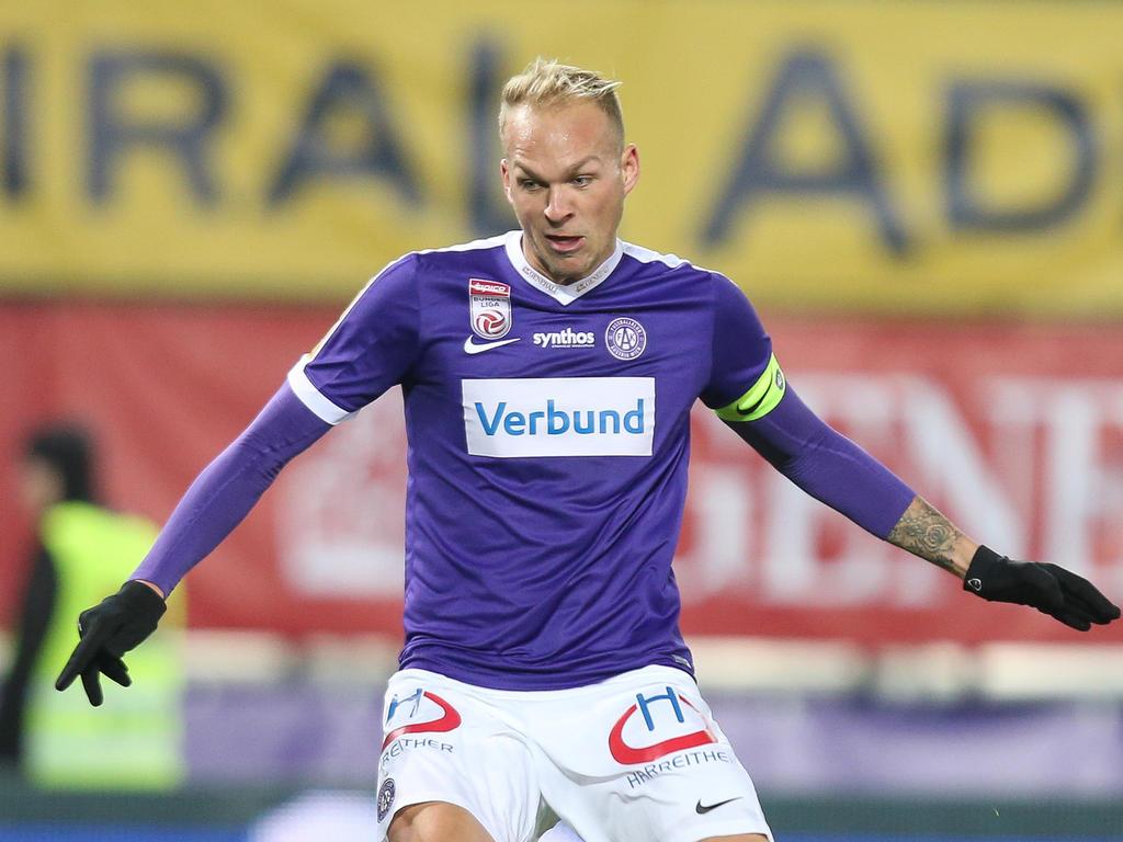 Wie lange spielt Raphael Holzhauser noch in Violett?