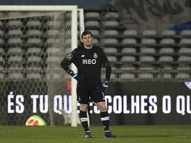 Iker encajó dos goles en su partido número 1000 de la carrera. (Foto: Imago)