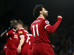 In der Form seines Lebens: Mohamed Salah