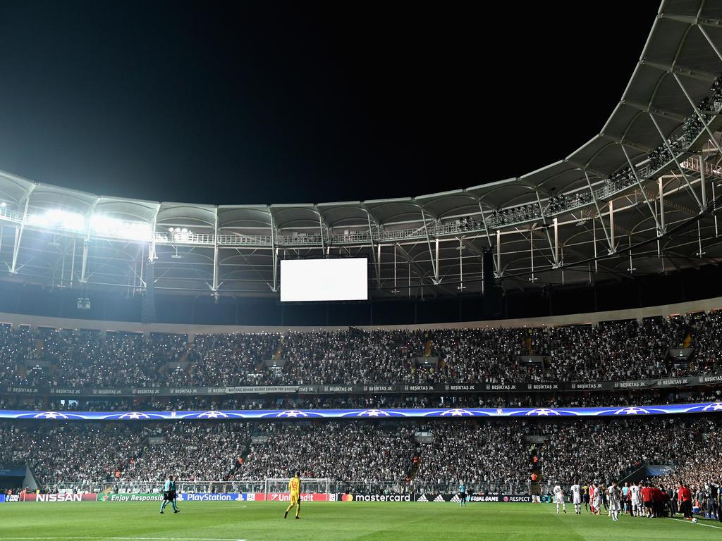 Halbdunkel: In Istanbul fiel am Dienstag das Licht aus
