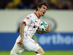 Benito Raman hat seinen Vertrag in Düsseldorf verlängert