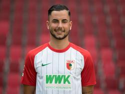 Marco Richter fehlt dem FCA gegen Leipzig