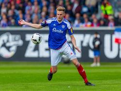 Marvin Ducksch spielt eine weitere Saison für Holstein Kiel