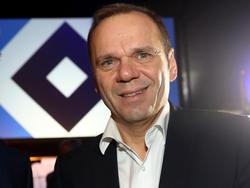 Klubchef Bernd Hoffmann kann mit dem HSV für die kommende Saison planen