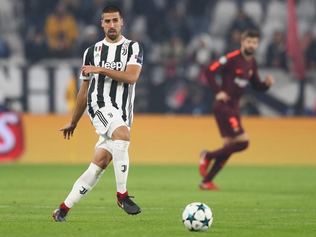 Khedira visiert mit Juventus die Titelverteidigung an