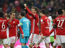 Thomas Müller beendete bei Bayerns Erfolg gegen Wolfsburg seine Torflaute