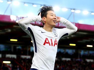 Heung-min Son von Tottenham Hotspur wurde in seiner Heimat geehrt